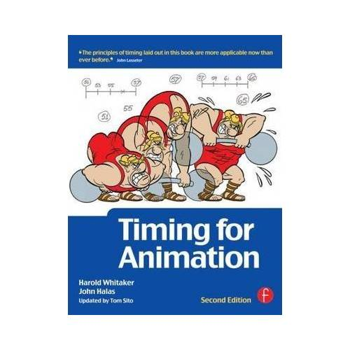 Timing for Animation by John Halas