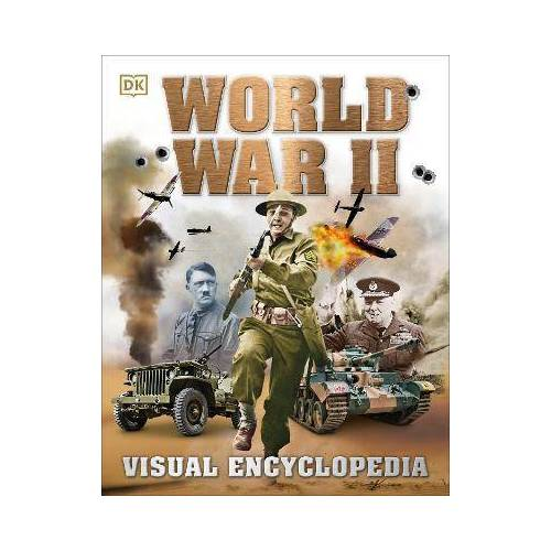 World War II Visual Encyclopedia by DK