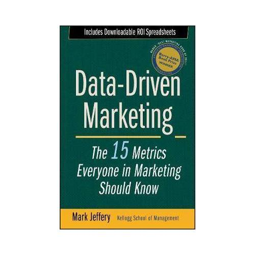 Data-Driven Marketing by Mark Jeffery
