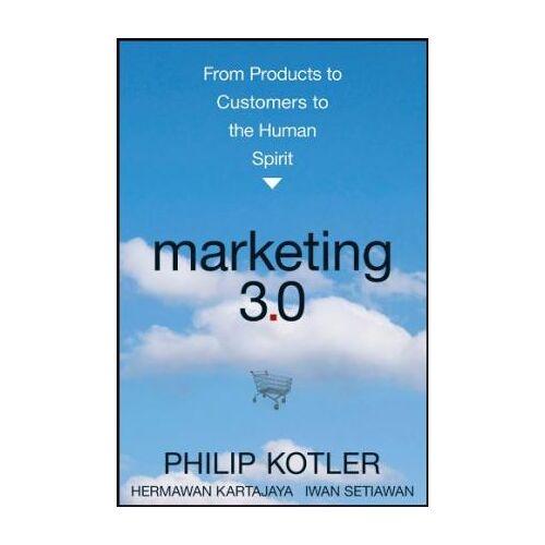 Marketing 3.0 by Philip Kotler