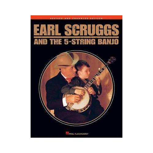 Earl Scruggs and the Five String Banjo by Earl Scruggs