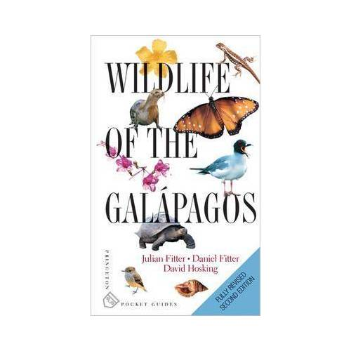 Wildlife of the Galapagos by Julian Fitter