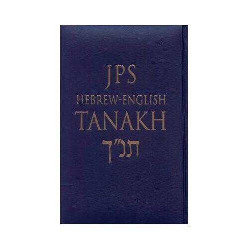 JPS Hebrew-English TANAKH by Jewish Publication Society Inc.