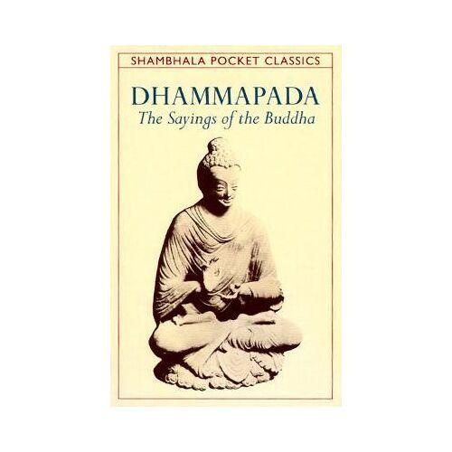 Dhammapada by Thomas Byrom