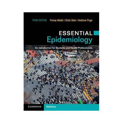 Essential Epidemiology by Penny Webb