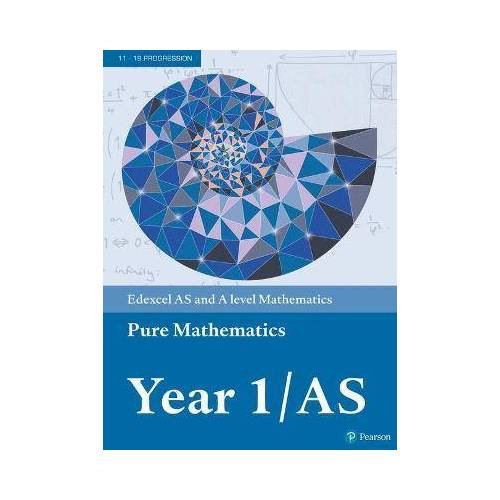 Edexcel AS and A level Mathematics Pure Mathematics by Greg Attwood