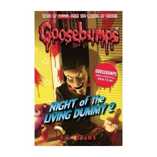 Night Of The Living Dummy 2 by R.L. Stine