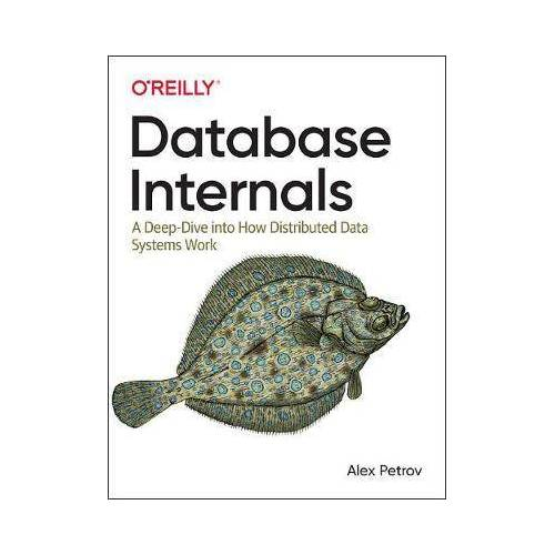 Database Internals by Alex Petrov