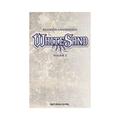 Brandon Sanderson's White Sand Volume 2 by Brandon Sanderson