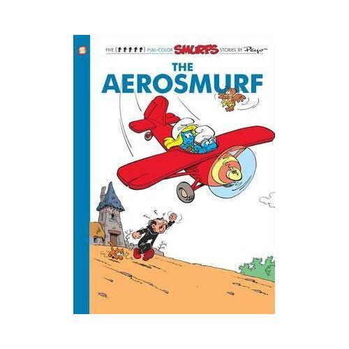 Smurfs #16: The Aerosmurf, The by Peyo