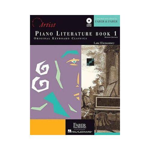 Piano Literature - Book 1 by Nancy Faber