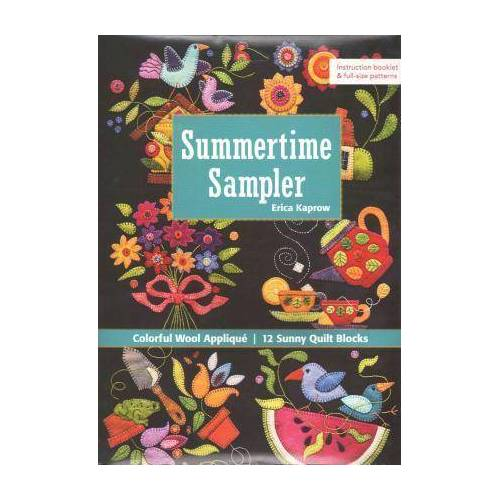 Summertime Sampler by Erica Kaprow