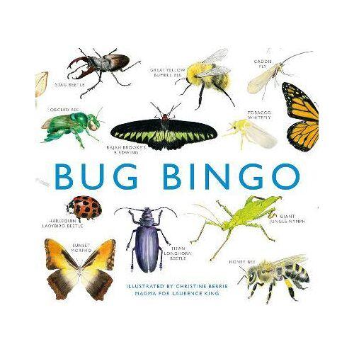 Bug Bingo by Christine Berrie