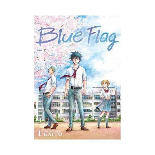 Blue Flag, Vol. 1 by Kaito