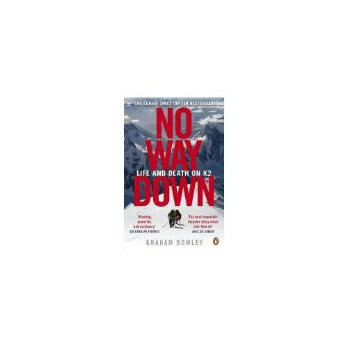 No Way Down by Graham Bowley