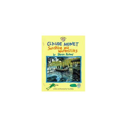 Claude Monet by True Kelley
