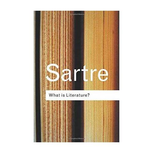 What is Literature? by Jean-Paul Sartre