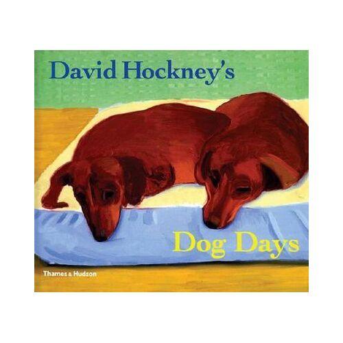 David Hockney's Dog Days by David Hockney