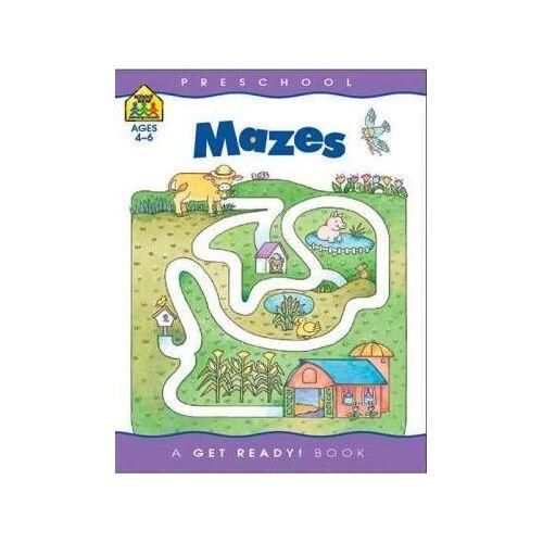 Mazes by School Zone Publishing