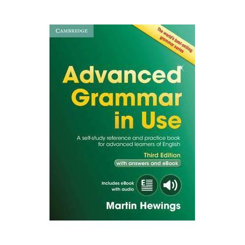 Advanced Grammar in Use Book with Answers and by Martin Hewings