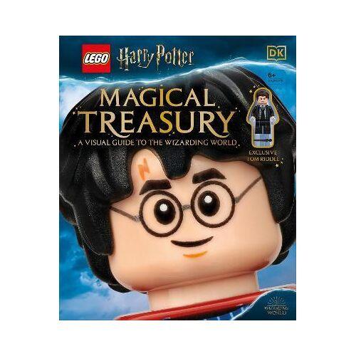 LEGO (R) Harry Potter Magical Treasury by Elizabeth Dowsett