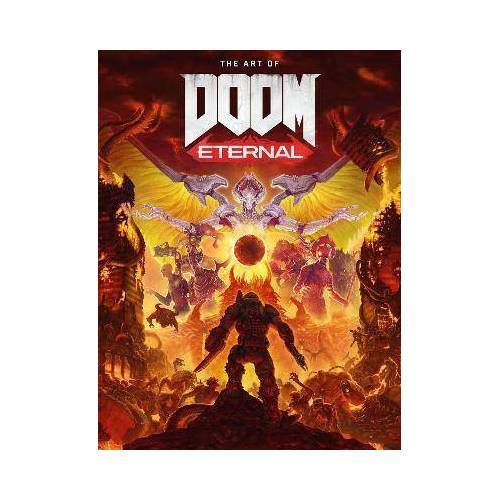 The Art Of Doom: Eternal by ID Software
