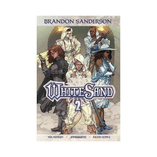 Brandon Sanderson's White Sand Volume 2 TP by Brandon Sanderson