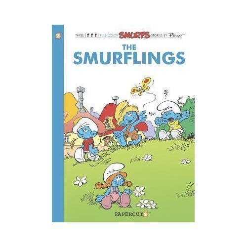 Smurfs #15: The Smurflings, The by Peyo