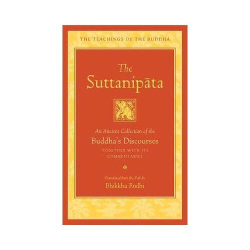 The Suttanipata by Bhikkhu Bodhi