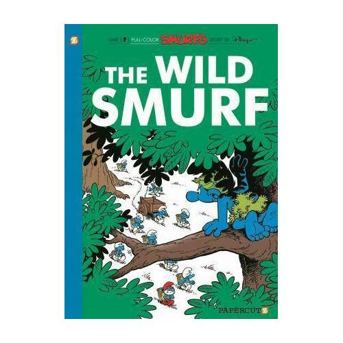 The Wild Smurf: Smurfs #21 by Peyo