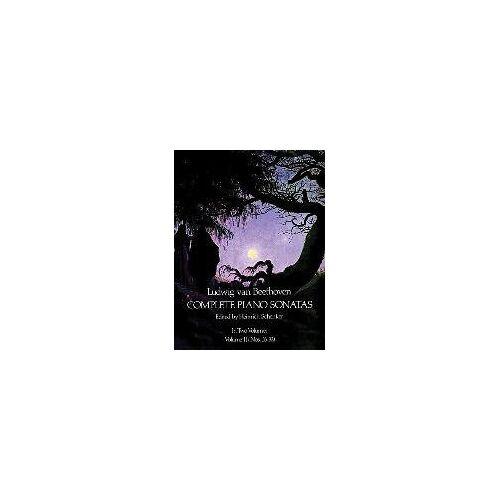 Complete Piano Sonatas - Volume II by Ludwig van Beethoven