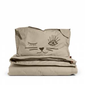 Elodie Details Dekbedovertrekset wieg - Kindness Cat