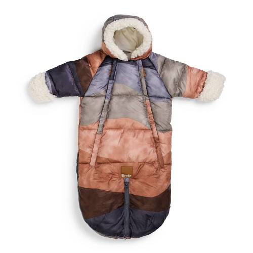 Elodie Details Baby Overall - Winter Sunset