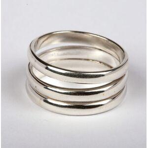 Esperanza Ring Zilver 3 Draad-21
