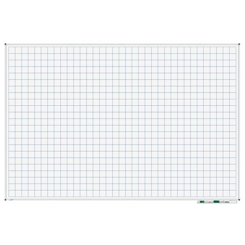 Legamaster Whiteboard - Raster 120x180 cm