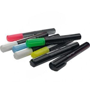 Smit Visual Glassboard markers - 3 mm - 8 stuks - assorti