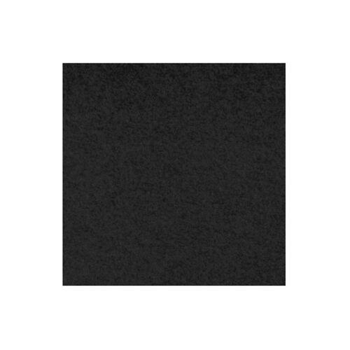 IVOL Akoestisch wandpaneel PET-vilt - 100x100 cm - Zwart