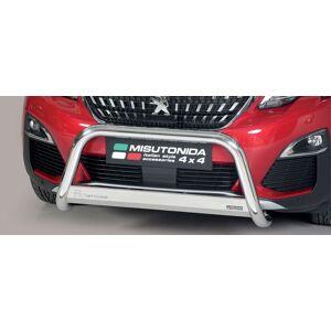 Pushbar Peugeot 3008 – 2016/Nu – Medium – Zilver