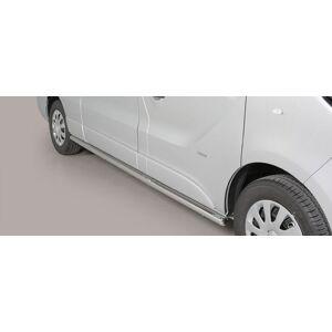 IVOL Sidebars Opel Vivaro LWB 2014 - Rond