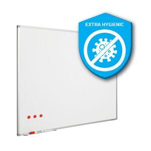 Smit Visual Whiteboard 120x300 cm - Magnetisch / Extra hygiënisch emaille