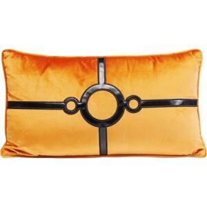 Kare Sierkussen Classy Circles Orange 28x50