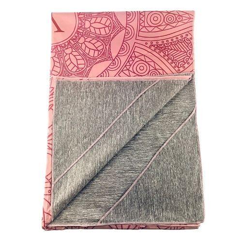 Orange85 Yoga Handdoek Voor Mat Roze