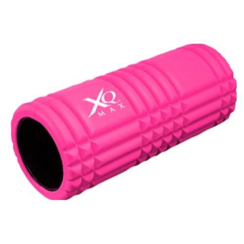 XQ Max Foam roller massage roze