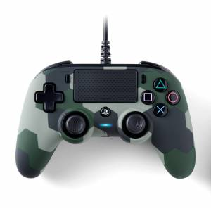 Nacon PS4 Nacon Wired Compact Official Licensed Controller (Camouflage)
