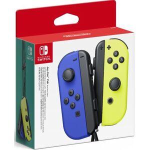 Nintendo Switch Joy-Con Controllers Paar (blauw/geel)