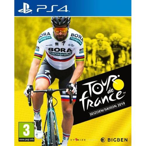 Bigben Interactive PS4 Tour de France 2019
