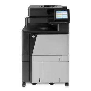 HP Printer   clj flow mfp m880z+ mfp (a2w76a)   Refurbished   all in one