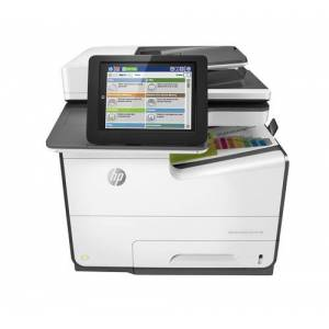 HP Printer   PageWide Enterprise Color MFP 586dn (G1W39A)   Refurbished   all in one