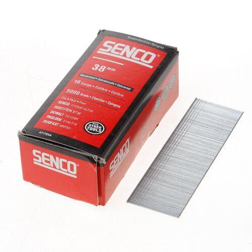 Senco brads 38mm gegalvaniseerd