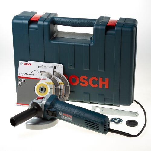 Bosch Haakse slijpmach.gws880 125mm